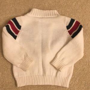 8c589d42b5638 Gucci Shirts   Tops - GUCCI BABY Boys zip-up sweater-6 9
